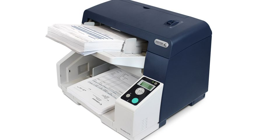 Xerox DocuMate 6710 Scanner