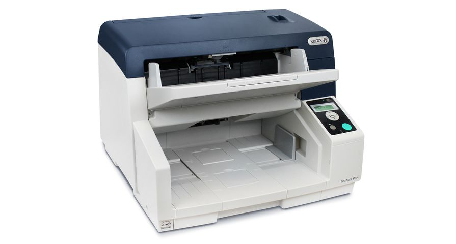 New Xerox Production Scanner Delivers Parallel Scanning Innovation