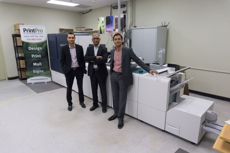 PrintPro Digital & Offset Printing with New Xerox Iridesse Production Press