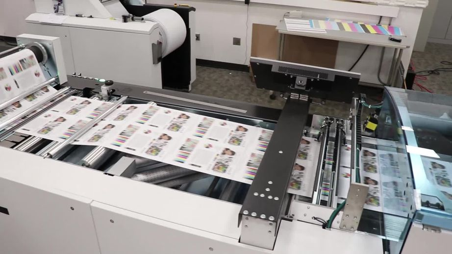 Xerox Trivor® 2400 High Fusion Inkjet Press