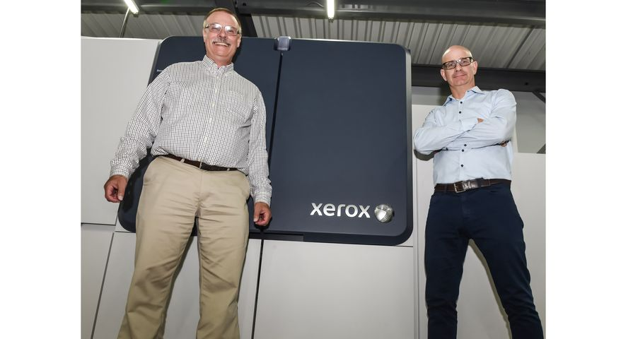 Mountain View Printing & Graphics Expects to Double Revenue with the Help of Two New Xerox Presses