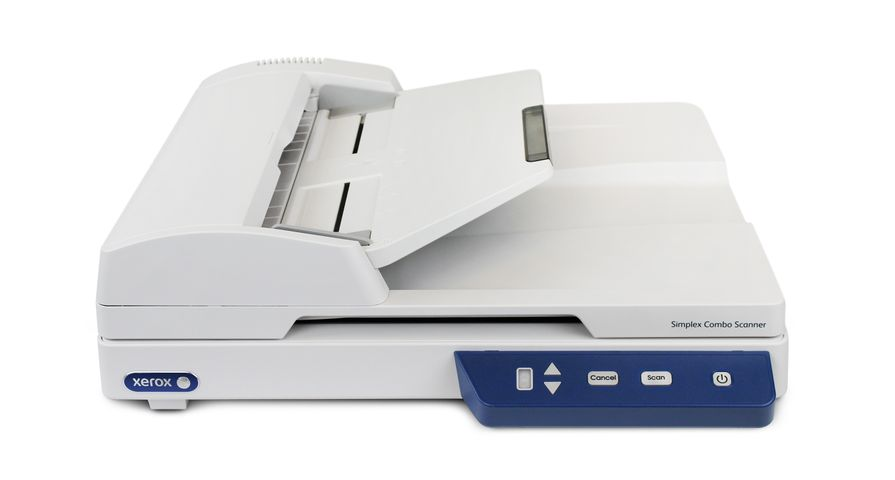 New Xerox Combination Scanner Offers Affordable and Convenient Document Capture
