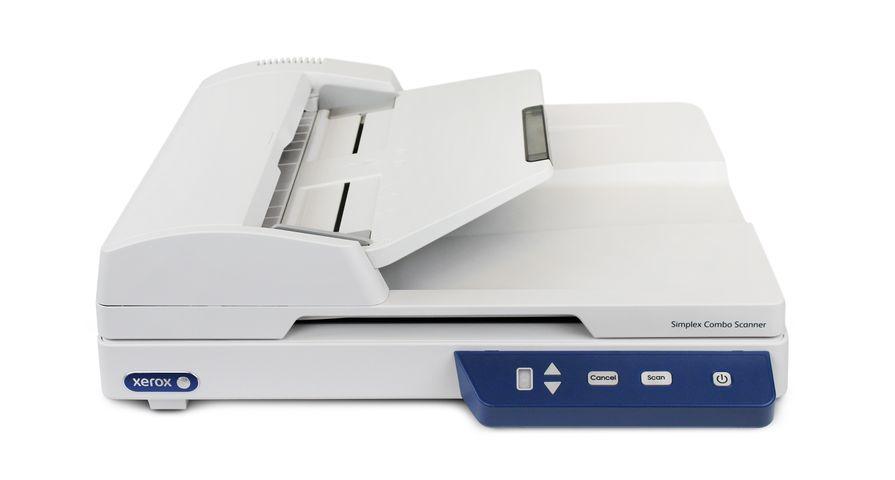 Xerox Simplex Combo Scanner