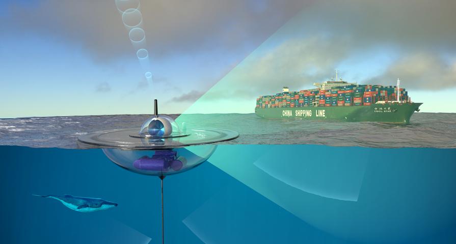 DARPA Ocean Sensor
