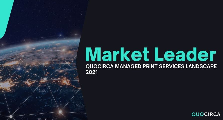 Xerox Takes Top Spot in Quocirca Managed Print Services Report