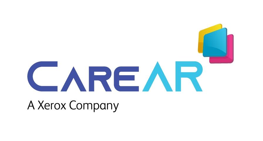 Logo: CareAR, A Xerox Company