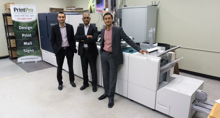 PrintPro to Fuel Double-Digit Growth with Canada's First Xerox Iridesse Production Press