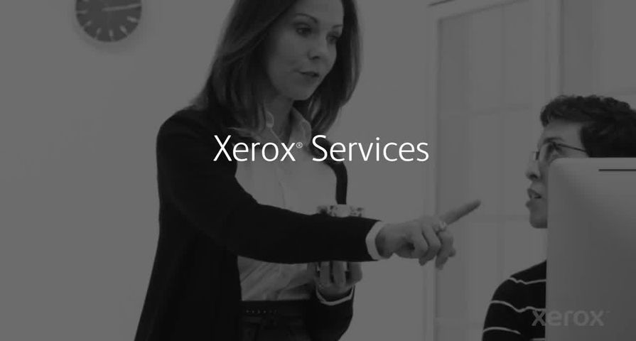 Xerox Services: New Thinking for the Digital World