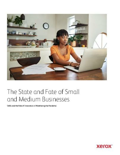 The Xerox State and Fate of Small and Medium Business White Paper