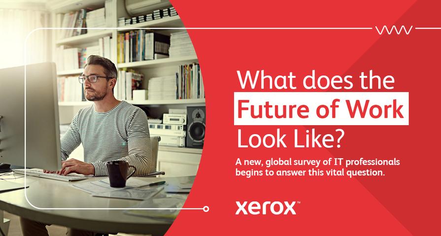 82% des employés devraient retourner au bureau dans les 12 à 18 mois, révèle l'enquête de Xerox sur l'avenir du travail