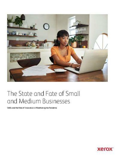 L'état et le sort des petites et moyennes entreprises