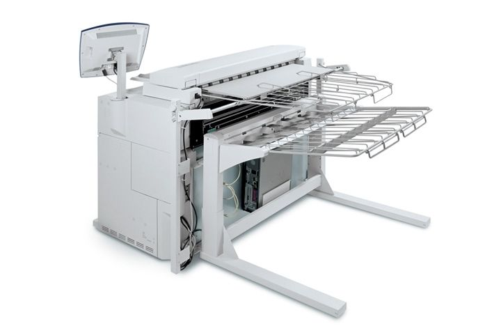 Xerox 6279™ Wide Format Printer with stacker