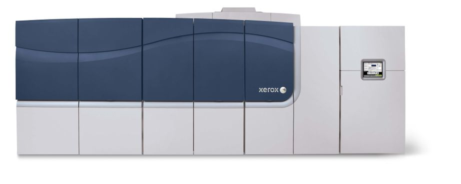 "Xerox's ""Supercharged"" Production Inkjet System"