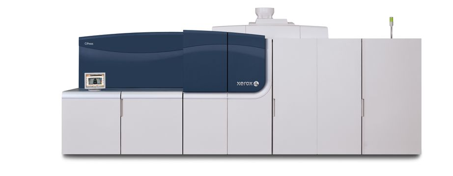 Xerox CiPress 500 Production Inkjet System