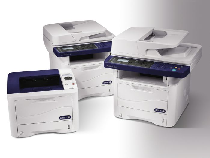 Xerox Phaser 3320, WorkCentre 3315 & WorkCentre 3325