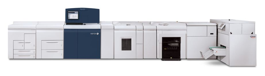 Xerox Nuvera 157EA Production System