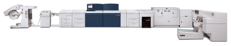 Xerox Nuvera 314EA Perfecting Production System