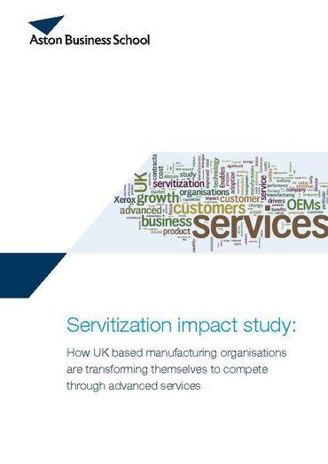 Servitization Impact Study