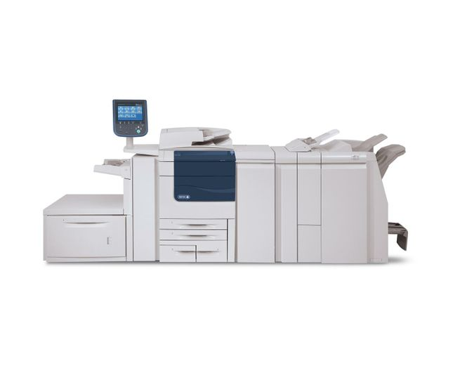 The Xerox Colour 570 Printer