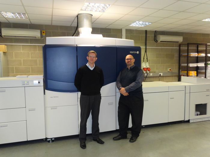 Xerox iGen 150 Press Installation Supports Surge in Business Growth at Romax