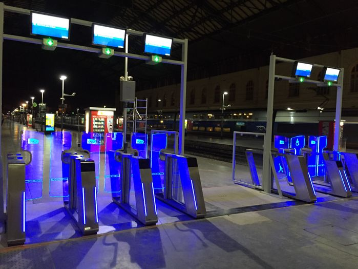 New Xerox Intelligent Ticket Gate Stops Fare Dodgers, Eases Passenger Flow