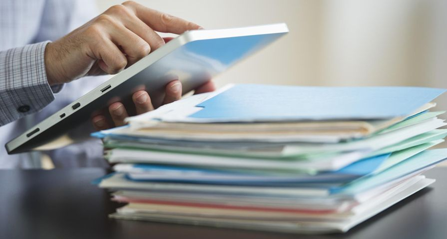 Two Thirds of Public Sector Organisations Expect to be Virtually Paperless by 2018