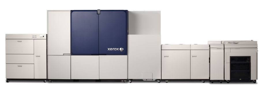 Xerox Brenva HD Production Inkjet Press