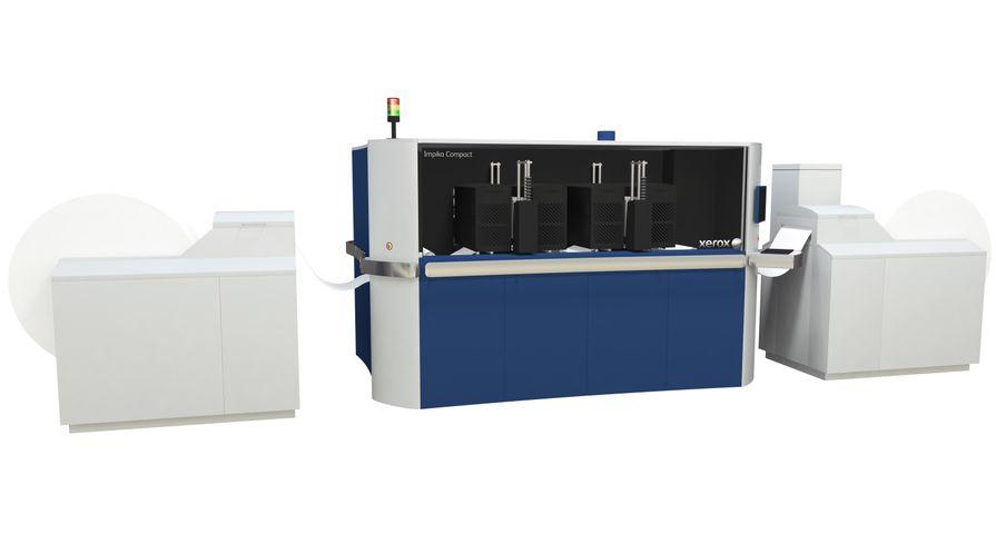 Xerox Boosts Capacity, Productivity on Xerox Impika Presses