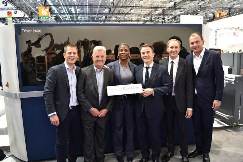 DocOne Purchase of Xerox Trivor 2400 Inkjet Press