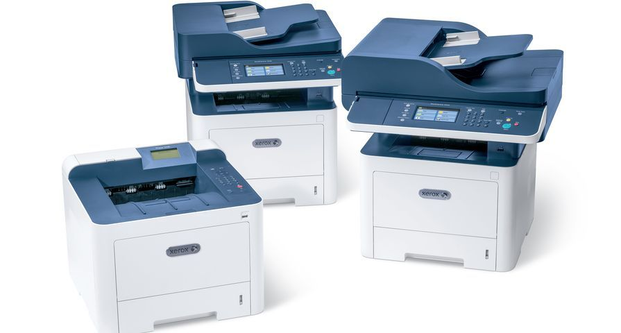 Xerox Fights Productivity Drain with New Multifunction Devices for the Small Office – That Everyone Can Use