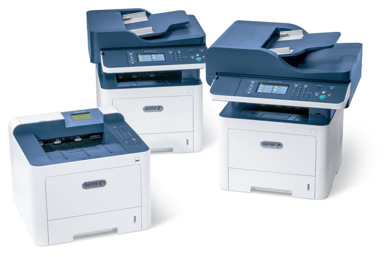 Xerox WorkCentre 3335/3345 Multifunction Printers and Xerox Phaser 3330