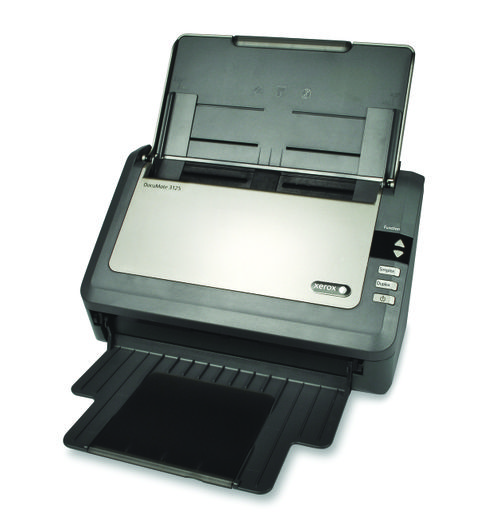 Xerox DocuMate 3125 scanner