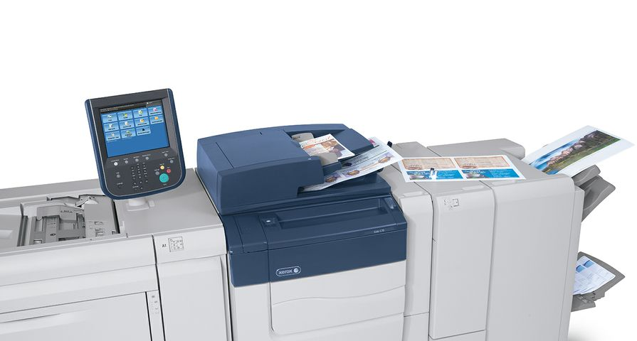 Enhancements to Xerox Colour C60/C70 Printer Opens Application Opportunities for Print Environments of Any Size