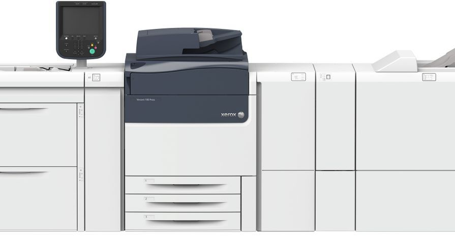 Trifecta of New Xerox Versant Presses Boost Automation and Business Growth Opportunities