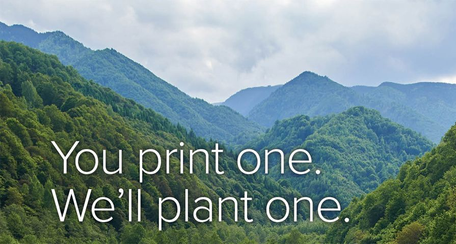 Xerox Partners with PrintReleaf to Help Customers Reach Sustainability Goals