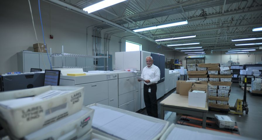 Books, Bills and Direct Mail Printing Now More Productive and Profitable with the Brenva HD Production Press