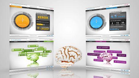 Xerox Business of Your Brain App Screenshot