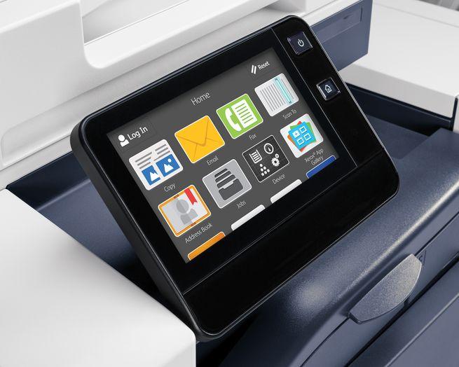 Xerox VersaLink B7035 UI