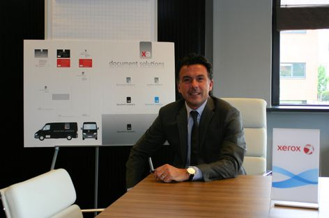Martijn Jansen van XA Graphic Solutions