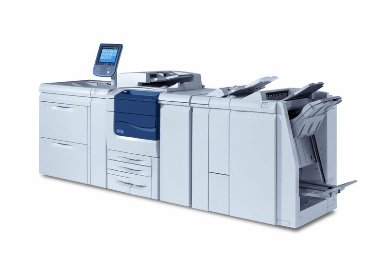 1. Xerox Colour 560