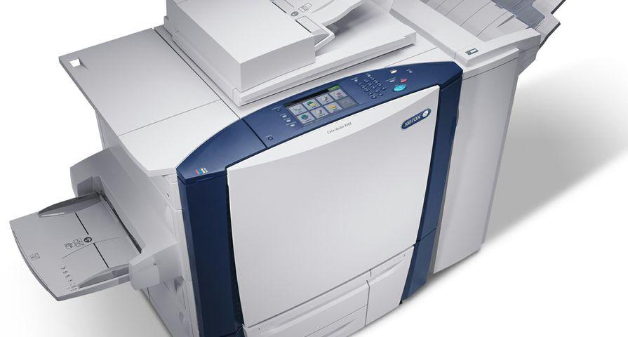 Nieuwe 'vaste inkt' MFP's halveren kosten kleurenprints