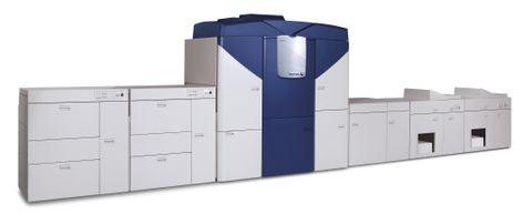Xerox iGen4 bij Drukkerij Loor