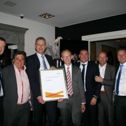 Xerox reikt Partner of the Year Award uit
