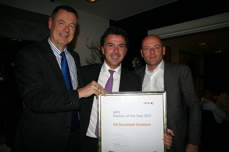 2. XA Document Solutions XPOTY 2012