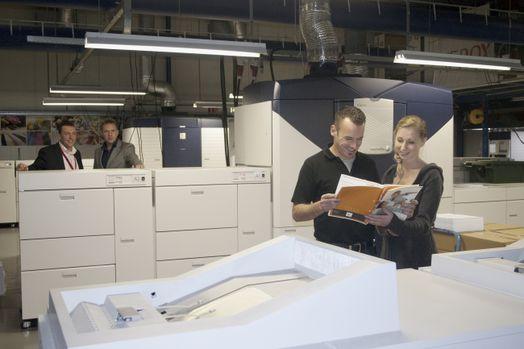 Mailstreet Xerox iGen4