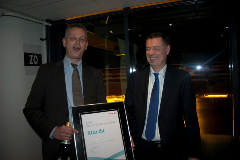 2. XPPS Partner of the Year 2012_Xtandit
