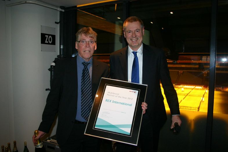 4. Multibrand Partner of the Year 2012_REX international