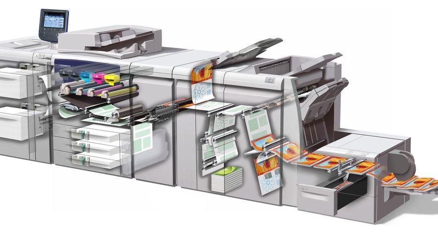 Xerox brengt twee nieuwe kleurenpersen op de markt