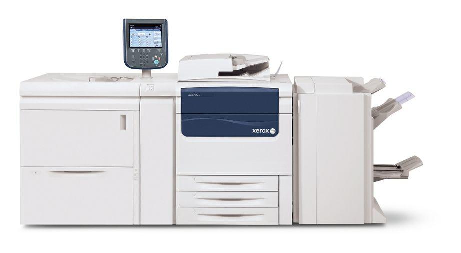2. Xerox C75 kleurenpers
