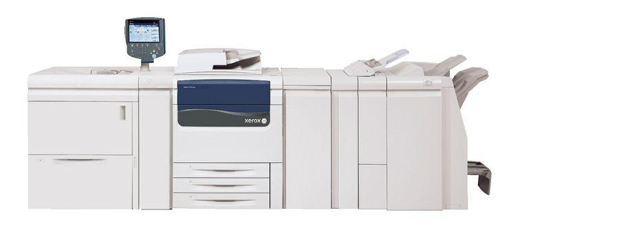 3. Xerox J75 kleurenpers